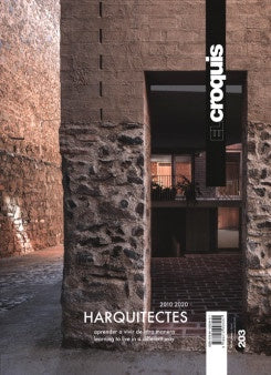 El Croquis 203: Harquitectes (2010-2020) Learning To Live In A Different Way
