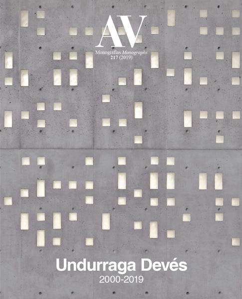 AV Monographs 217: Undurraga Deves 2000-2019