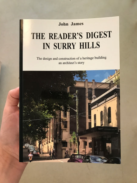 Reader's Digest in Surry Hills