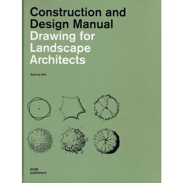 Drawing for Landscape Architects (Soft-cover)