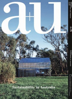 A+U 576 Sustainability in Australia