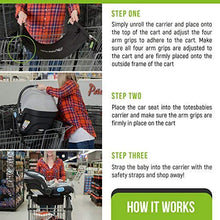Load image into Gallery viewer, Totes Babies Car Seat Carrier