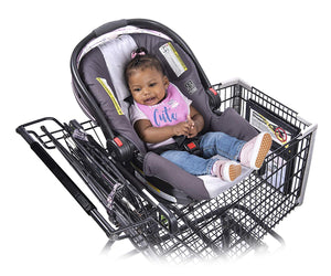 Totes Babies Car Seat Carrier