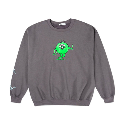 """monster"" sweat (grey)"