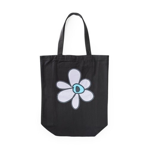 gesture tote bag (black)