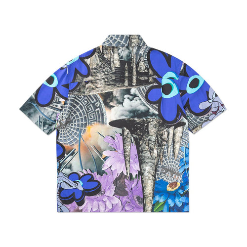 the depths printed shirt (multi)