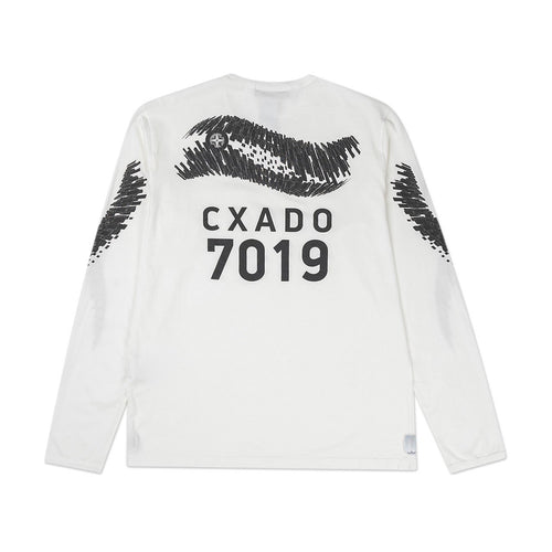 "long sleeve ""cxado 7019"" (white)"