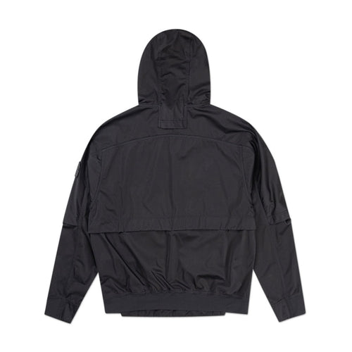 packable anorak (black)