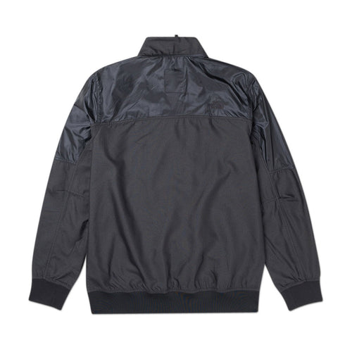 track suit air jacket (black)