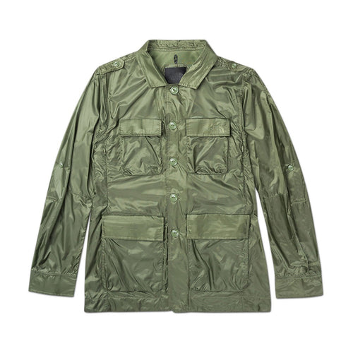 urban safari jacket (olive)