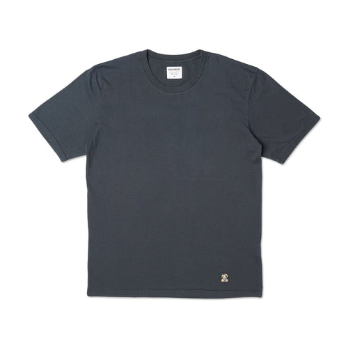 standard crew neck t-shirt (type-10) (black)