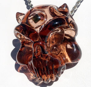 Spunion Skull (Diamond Opal)