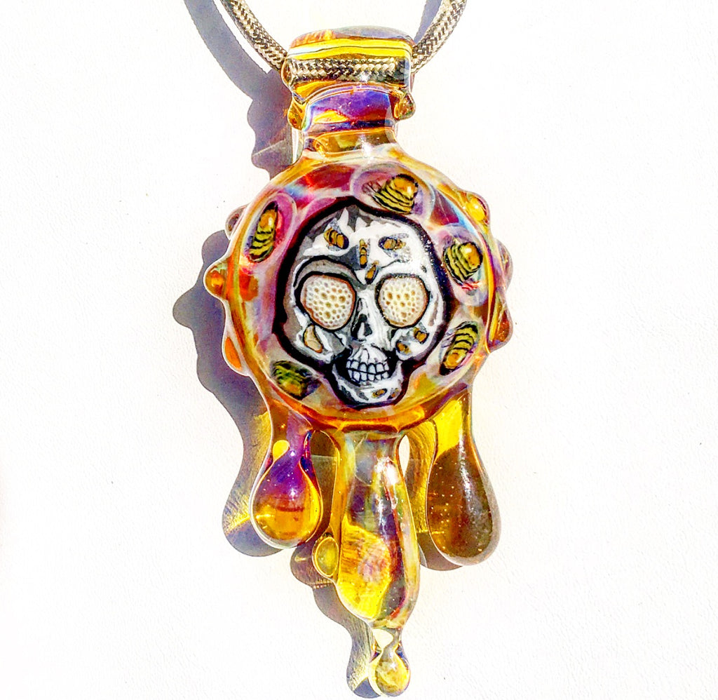 Honey-Killer Pendant