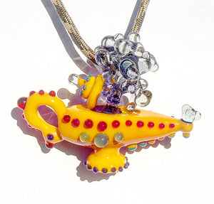 Genie's Magic Lamp Pendant