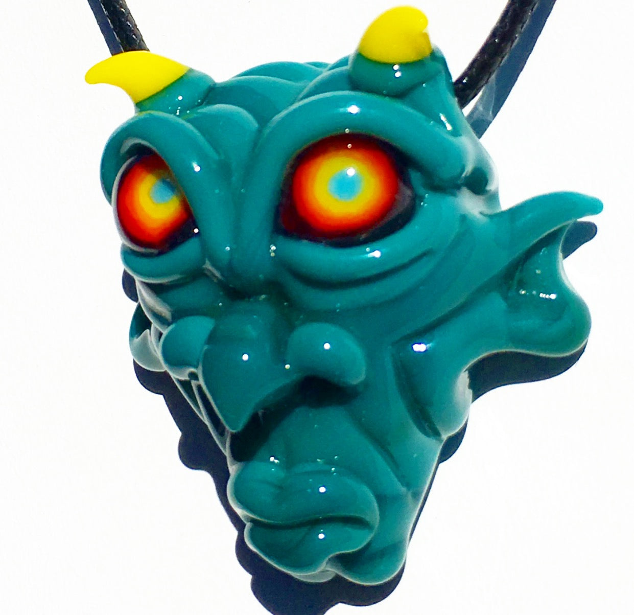 Devil Face Pendant