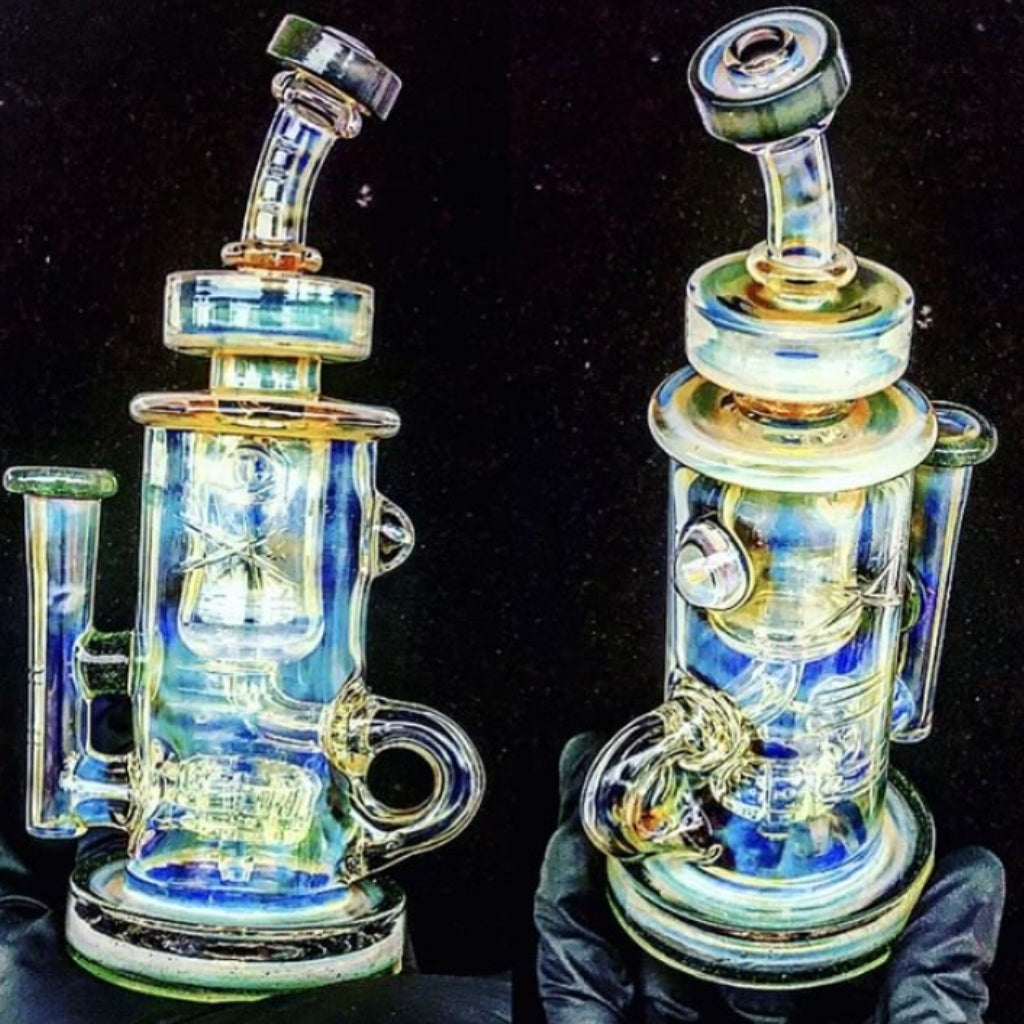 Fully Fumed Klein Recycler