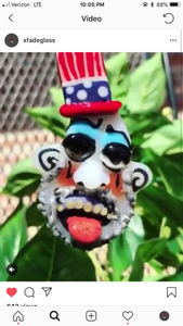 Captain Spaulding pendy art