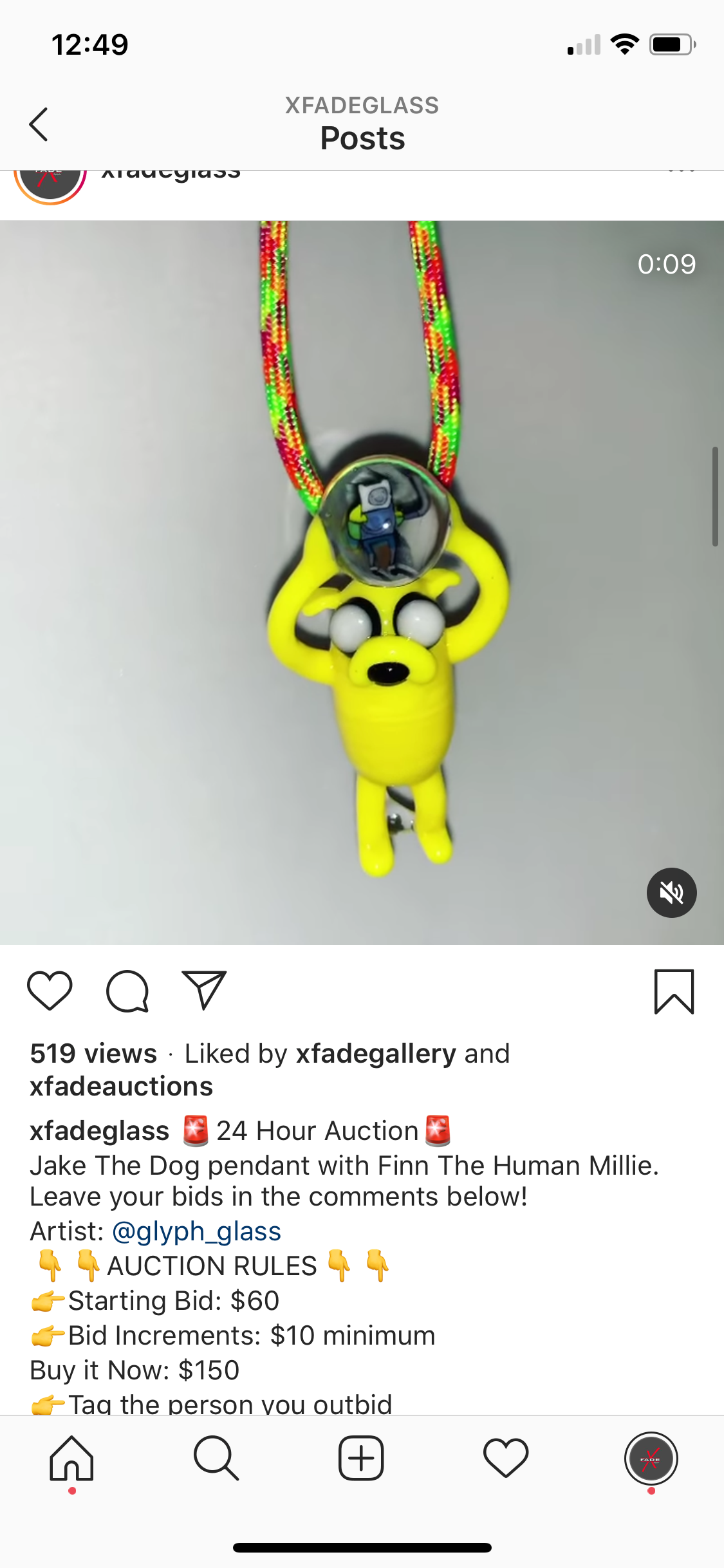 Jake The Dog With Finn Millie Pendy Art