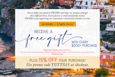 Receive a Papersoft Gift Bundle with Every Purchase of $200+!