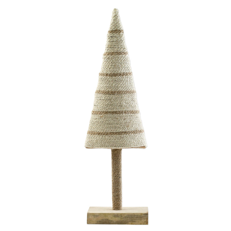 Alberini Natural Stripe Large Tree by VIETRI