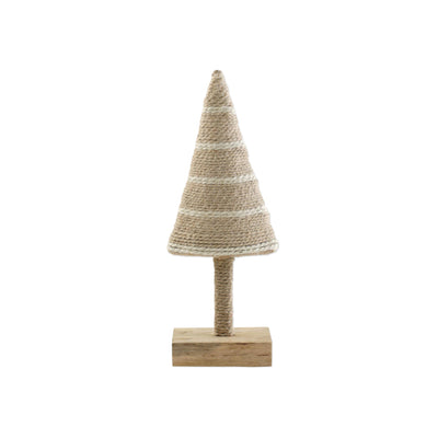 Alberini Natural with Stripes Small Tree by VIETRI
