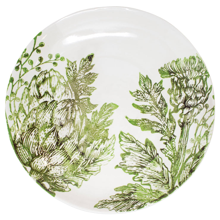 Artichokes Large Serving Bowl by VIETRI