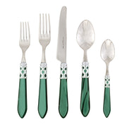Aladdin Brilliant Green Five-piece Place Setting by VIETRI