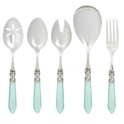 Aladdin Antique Aqua Classic Serving Set by VIETRI