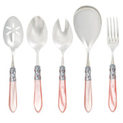 Aladdin Brilliant Light Classic Serving Set by VIETRI