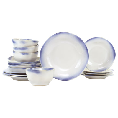 Aurora Ocean Sixteen-Piece Place Setting by VIETRI