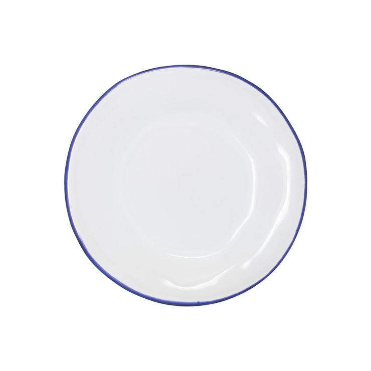 Aurora Edge Dinner Plate by VIETRI