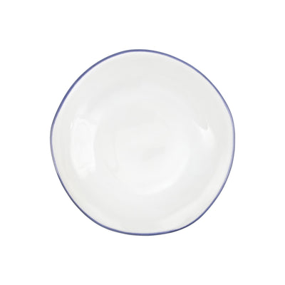 Aurora Edge Salad Plate by VIETRI
