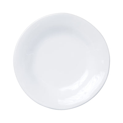 Aurora Snow Dinner Plate by VIETRI