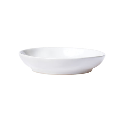 Aurora Snow Pasta Bowl by VIETRI