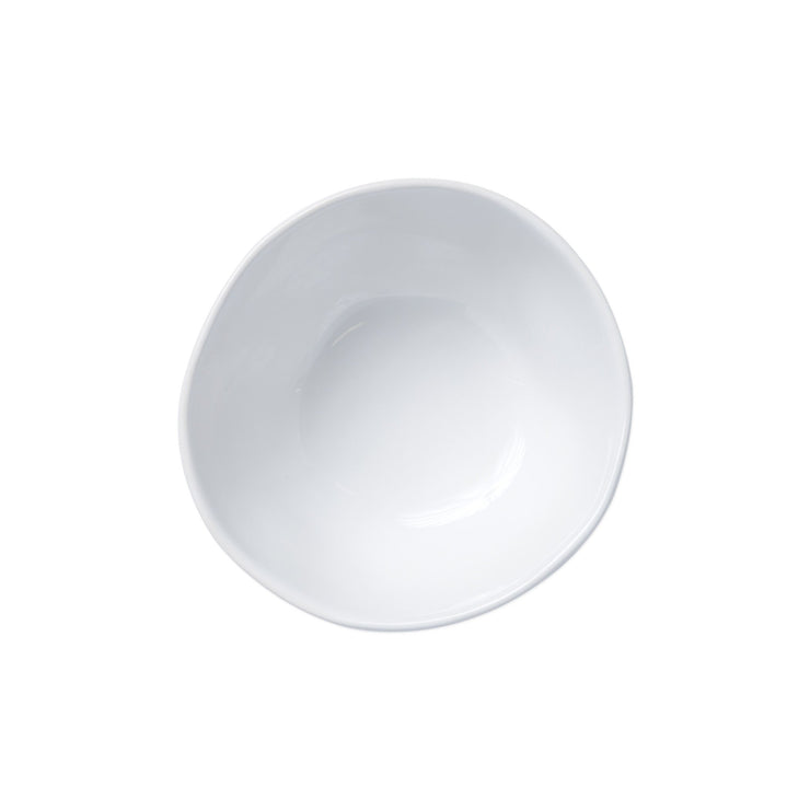 Aurora Snow Cereal Bowl by VIETRI