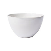 Aurora Snow Deep Bowl by VIETRI