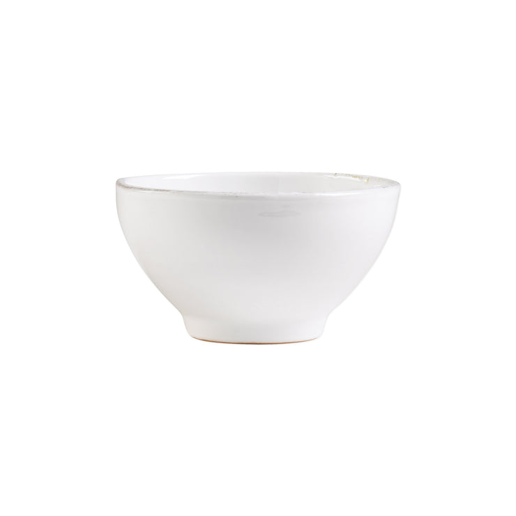 Bianco Cereal Bowl by VIETRI