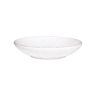 Bianco Coupe Pasta Bowl by VIETRI