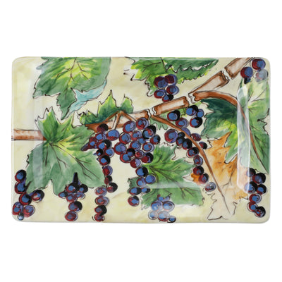 Cantina Rectangular Platter by VIETRI