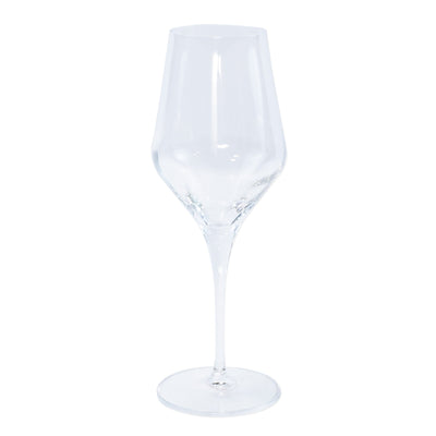 Contessa Clear Water Glass by VIETRI