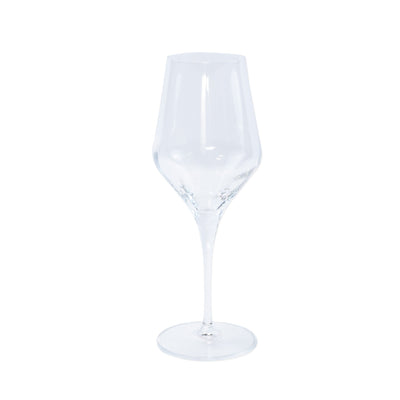 Contessa Clear Wine Glass by VIETRI