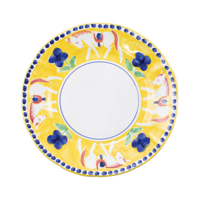 Campagna Cavallo Dinner Plate by VIETRI
