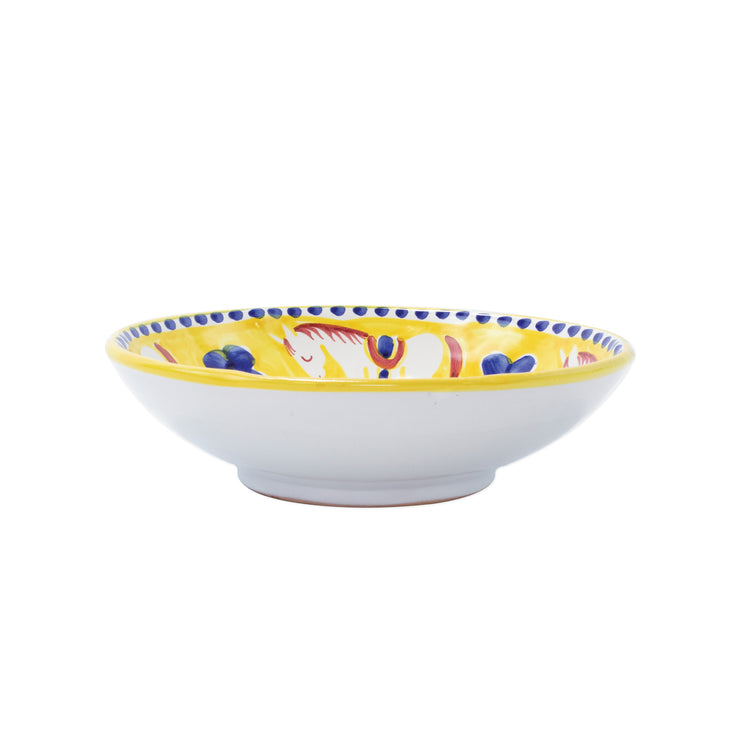 Campagna Cavallo Coupe Pasta Bowl by VIETRI