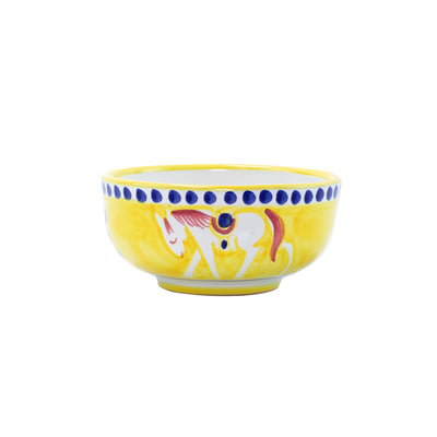 Campagna Cavallo Cereal/Soup Bowl by VIETRI