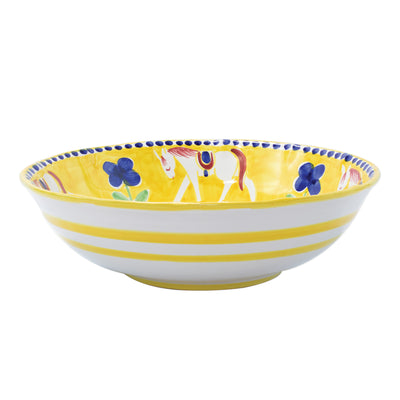 Campagna Cavallo Large Serving Bowl