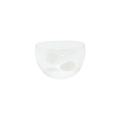 Drop White Small Bowl by VIETRI