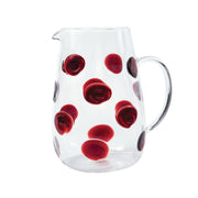 Drop Pitcher - Red by VIETRI
