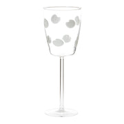 Drop Wine Glass by VIETRI