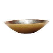 Earth Glass Medium Serving Bowl by VIETRI