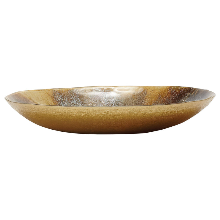 Earth Glass Large Serving Bowl by VIETRI